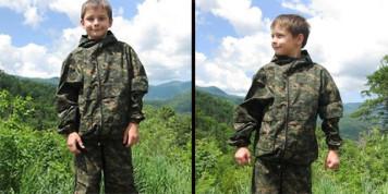 Детский костюм Стоп-Клещ