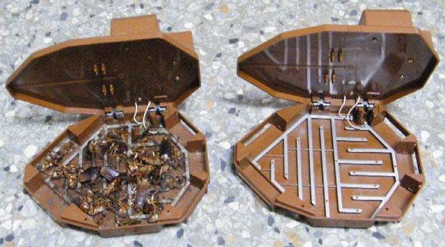 Электрическая ловушка от тараканов