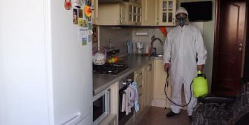 Дезинсекция - профессиональная обработка квартиры от тараканов