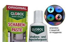 Гель от тараканов GLOBOL