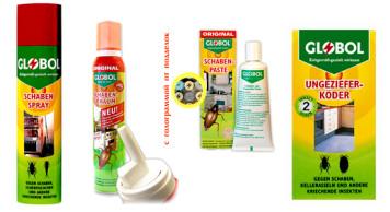 Гель от тараканов Глобал - фото упаковки