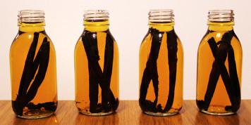 Настойка на стручках ванили